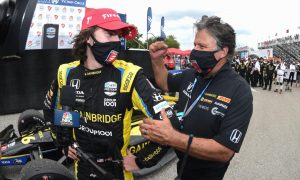 Andretti 'pushing like hell' to get Herta into F1
