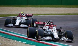Raikkonen loses top-10 position following post-race penalty