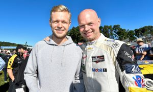 Magnussen father and son team up for dream Le Mans bid