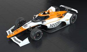 Arrow McLaren's Montoya to run Revson's No.86 at Indy