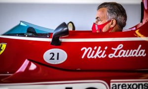 Alesi back in the saddle with Ferrari