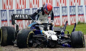 Russell got 'a lot of tough love' from Wolff after Imola