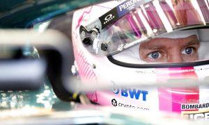 Aston Martin in need of 'a big step forward' - Vettel