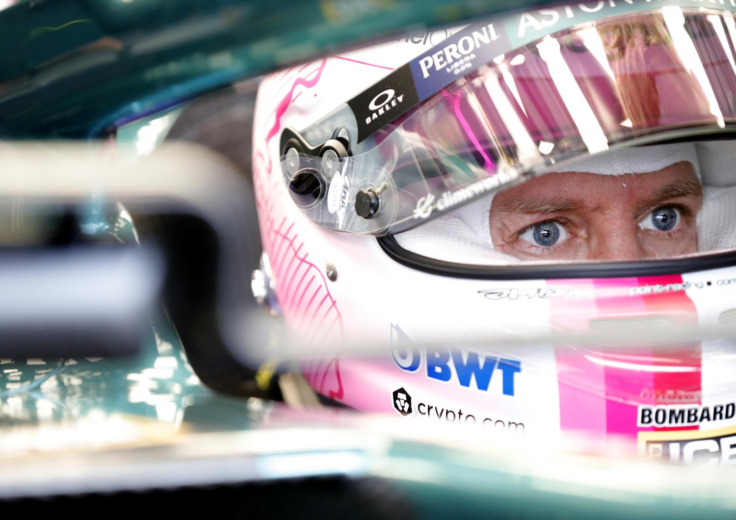 Aston Martin in need of 'a big step forward' - Vettel