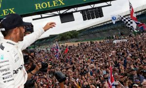 Silverstone backs 'vaccine passports' to enable full British GP crowd