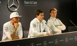 Wolff resorted to 'iron fist' to curb Hamilton-Rosberg rivalry