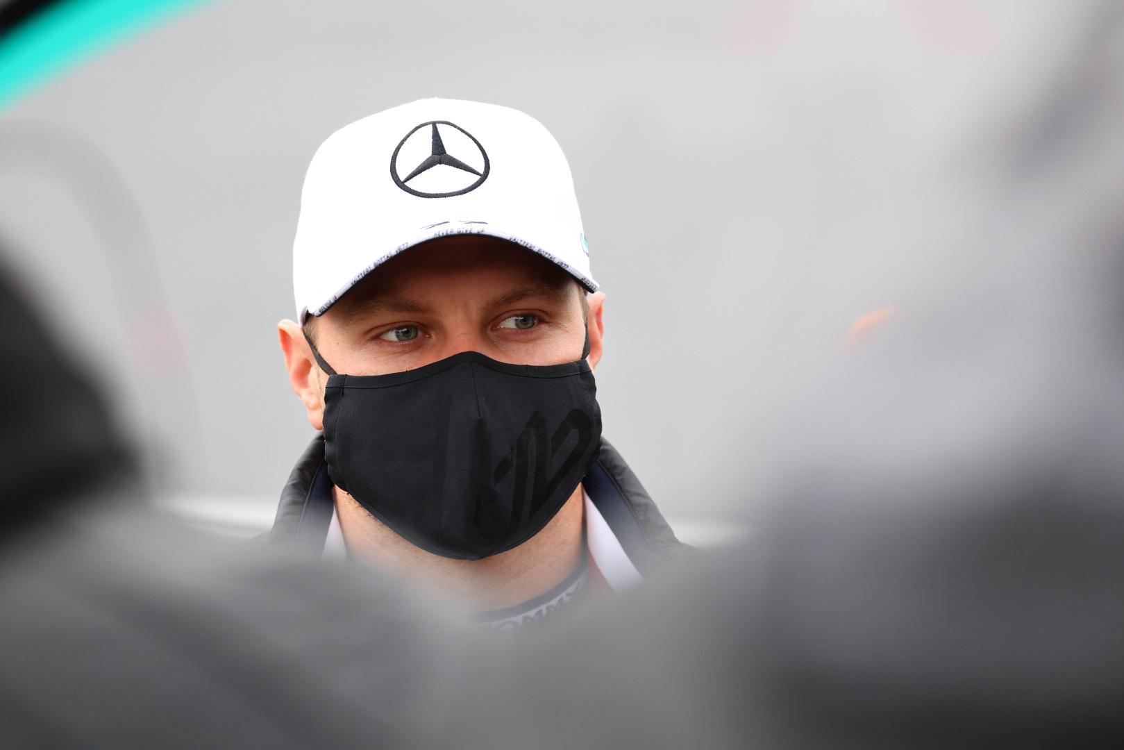Bottas insists no 'agreement' broken in Russell crash