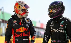 Verstappen gives 'credit' to Hamilton, where credit is due
