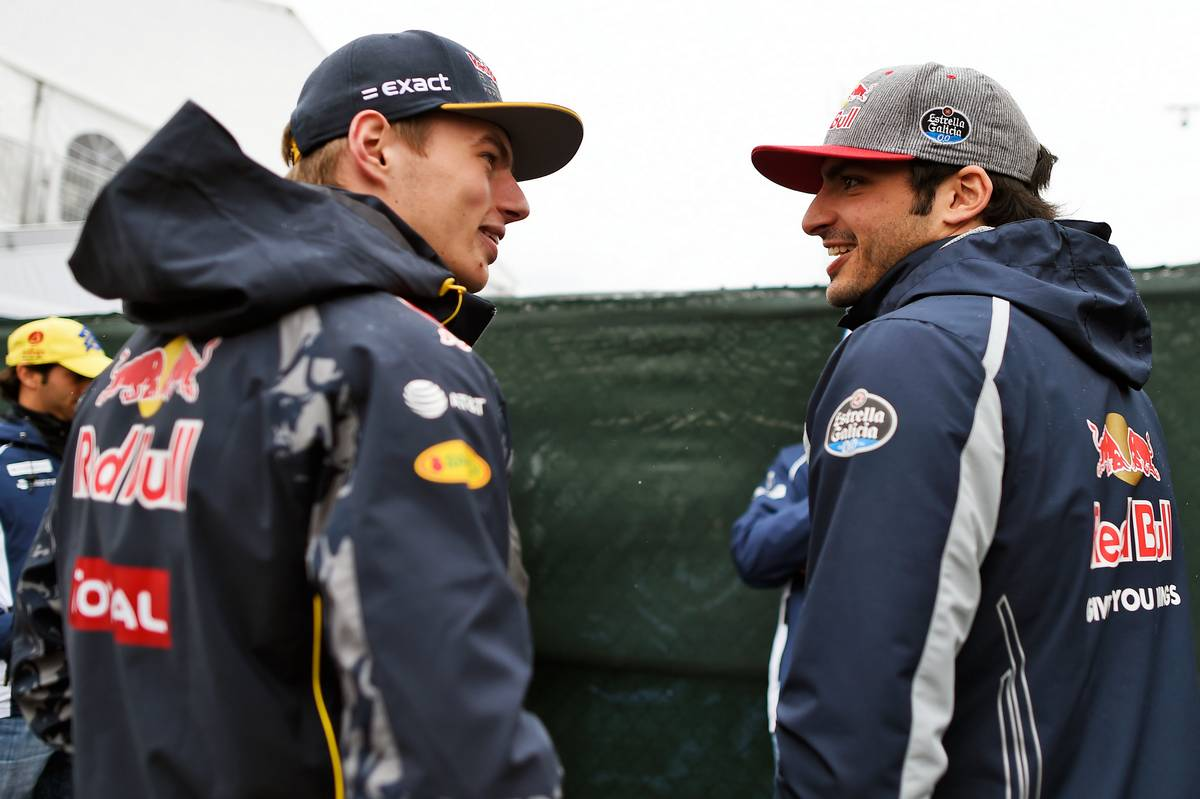 Sainz: Rivalry with Verstappen convinced me to continue in F1