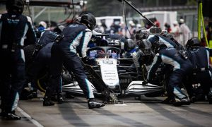 Williams gunning for 100 pit stops in Captain Tom 100 Challenge