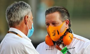 Brown urges F1 to tackle 'unhealthy team affiliations'
