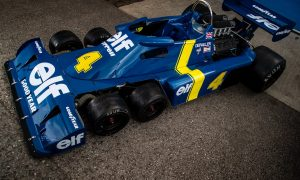 A brand-new old Tyrrell P34 is on the market!