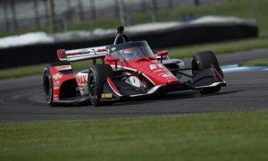 VeeKay beats Grosjean to first IndyCar win at IMS