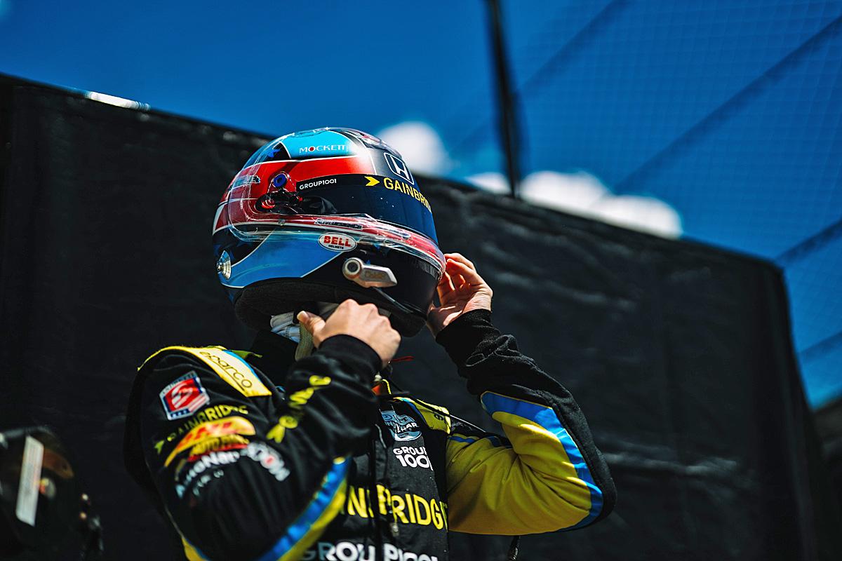 Colton Herta - GMR Grand Prix -- Photo by: Joe Skibinski for IndyCar Media