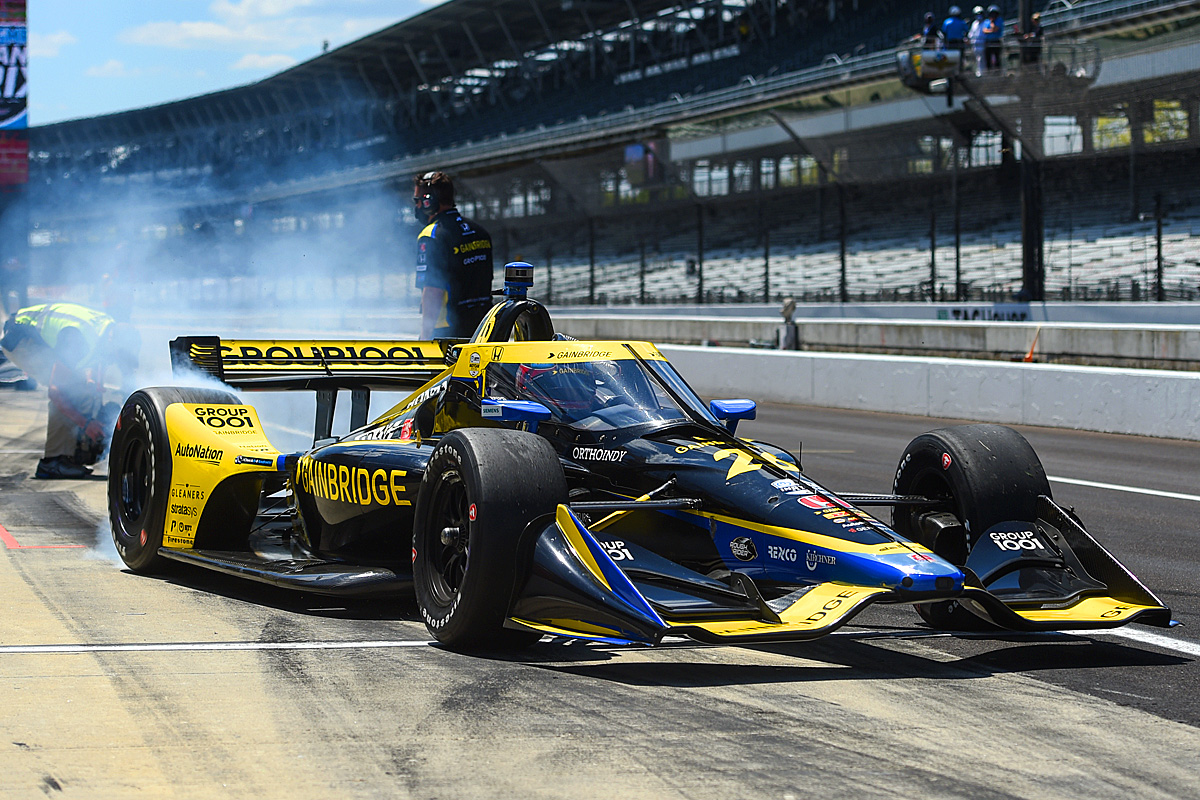 Colton Herta - GMR Grand Prix -- Photo by: Chris Owens for IndyCar Media