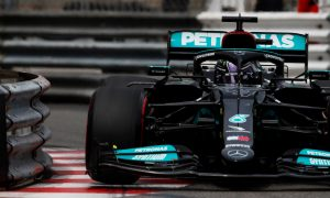 Hamilton says Mercedes 'underperformed all weekend'