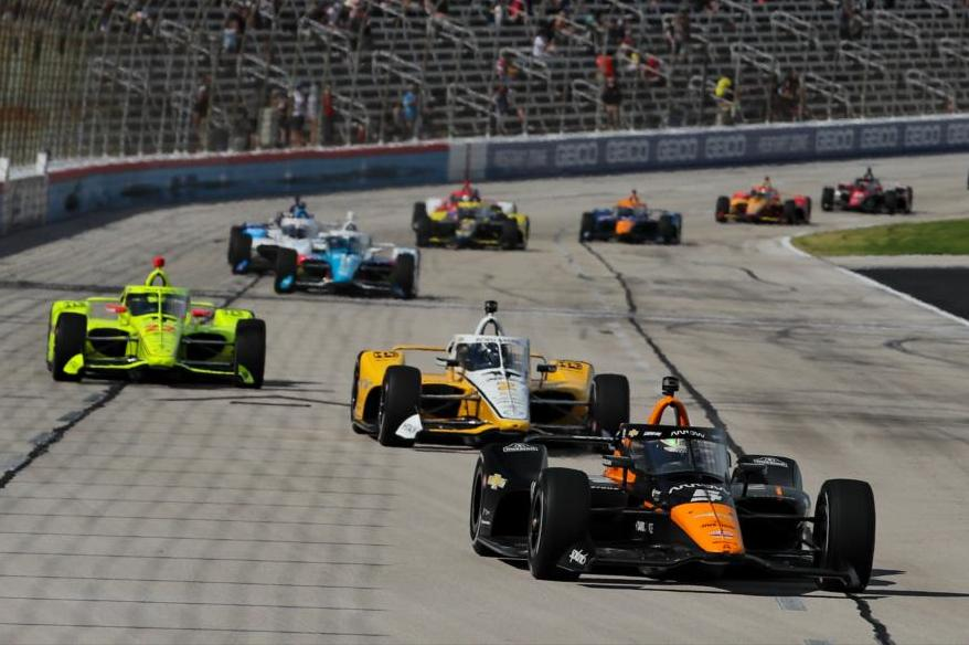 Brown 'would love to see' IndyCar racers get a shot at F1