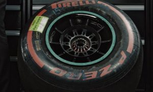 Video: Mercedes finally removes Bottas' Monaco wheel!