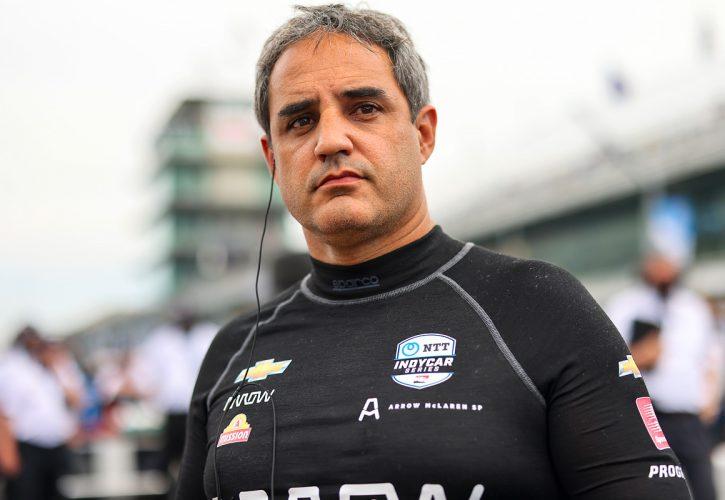 Juan Pablo Montoya - Indianapolis 500 Qualifications May 22 2021.