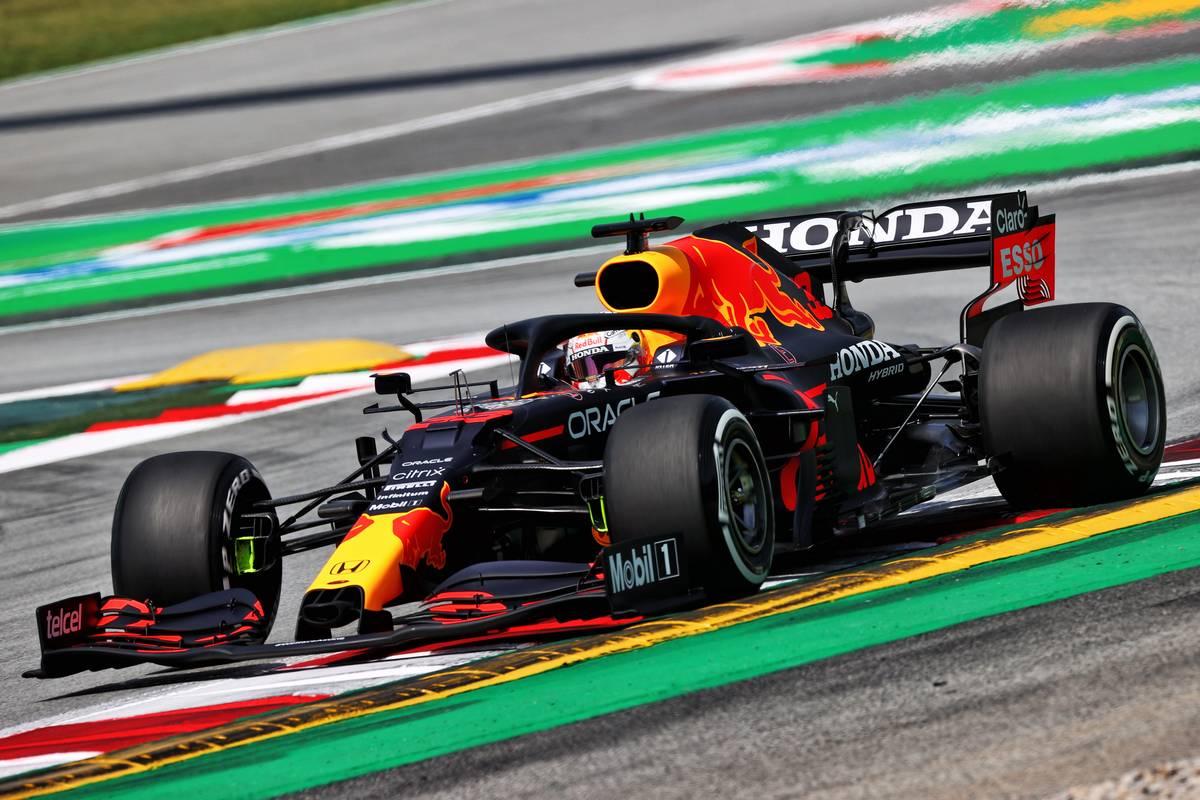 'Nothing shocking to report' after poor FP2 - Verstappen