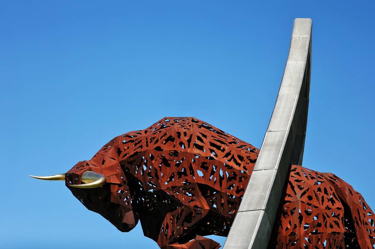 Circuit atmosphere - red bull. 09.07.2020. Formula 1 World Championship, Rd 2, Steiermark Grand Prix, Spielberg