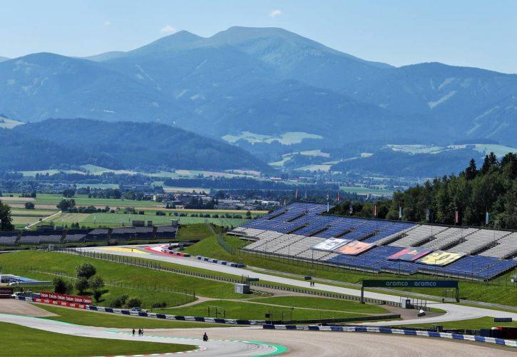 Circuit atmosphere. 09.07.2020. Formula 1 World Championship, Rd 2, Steiermark Grand Prix, Spielberg, Austria