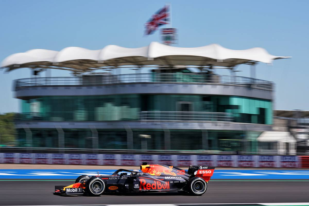 British GP schedules evening session for Friday qualifying