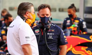 Brown says Red Bull 'very brave' to develop its own engine