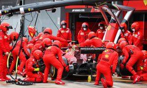 Ferrari sees 'huge' tyre strategy battle in Portuguese GP