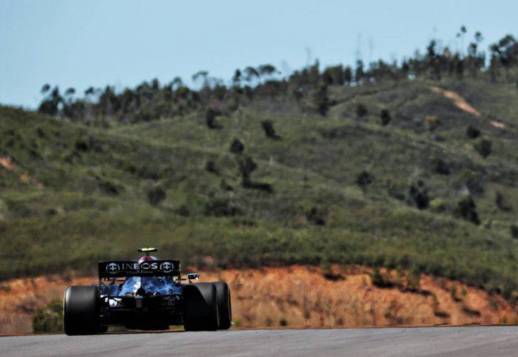 Valtteri Bottas (FIN) Mercedes AMG F1 W12. 30.04.2021. Formula 1 World Championship, Rd 3, Portuguese Grand Prix, Portimao