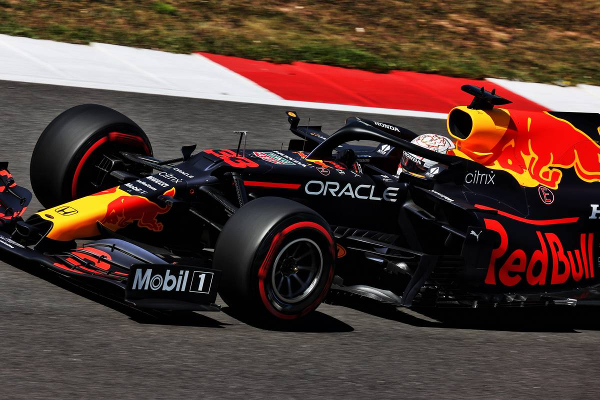 Max Verstappen (NLD) Red Bull Racing RB16B. 01.05.2021. Formula 1 World Championship, Rd 3, Portuguese Grand Prix, Portimao