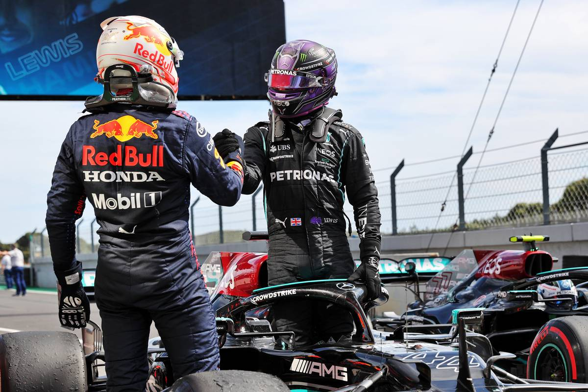 Verstappen and Hamilton trustful of giving each other 'enough space'