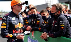 Verstappen loses fastest lap bonus point: 'That's a good one!'