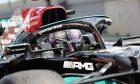 1st place Lewis Hamilton (GBR) Mercedes AMG F1. 02.05.2021. Formula 1 World Championship, Rd 3, Portuguese Grand Prix, Portimao