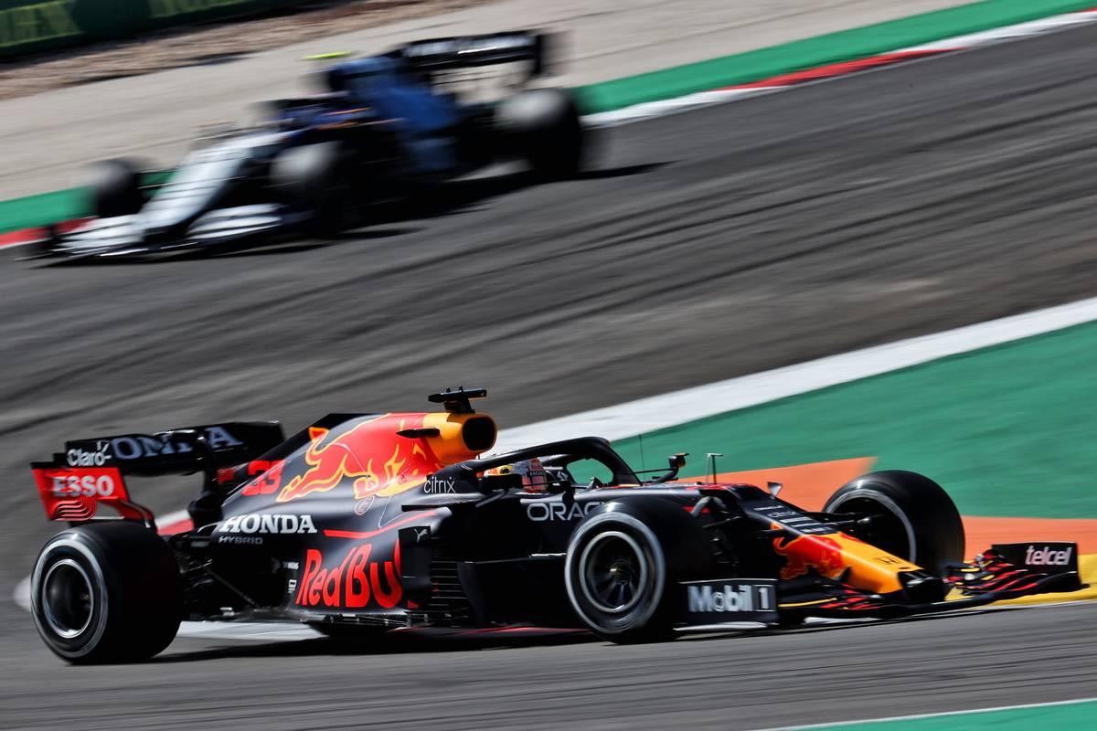 Max Verstappen (NLD) Red Bull Racing RB16B. 02.05.2021. Formula 1 World Championship, Rd 3, Portuguese Grand Prix, Portimao
