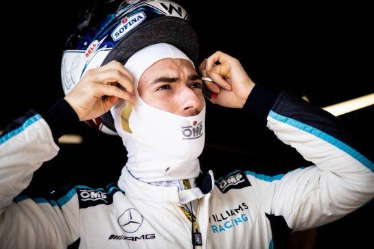 Nicholas Latifi (CDN) Williams Racing. 07.05.2021 Formula 1 World Championship, Rd 4, Spanish Grand Prix, Barcelona, Spain, Practice Day. - www.xpbimages.com, EMail: requests@xpbimages.com © Copyright: Bearne / XPB Images