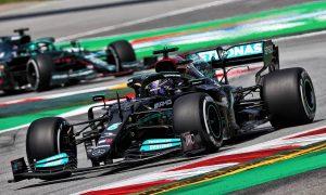 Hamilton 'amazed' by progress of McLaren, Ferrari and Alpine