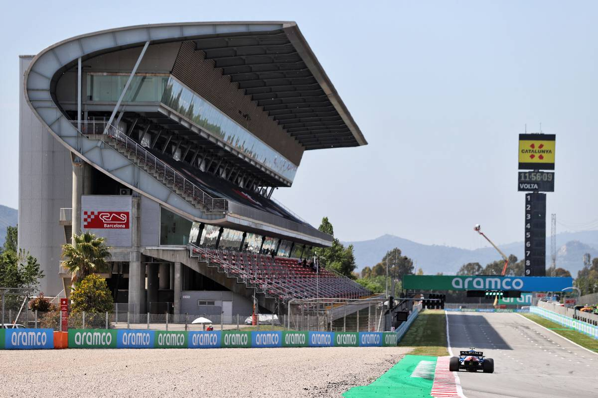 2021 Spanish Grand Prix Free Practice 3 - Results