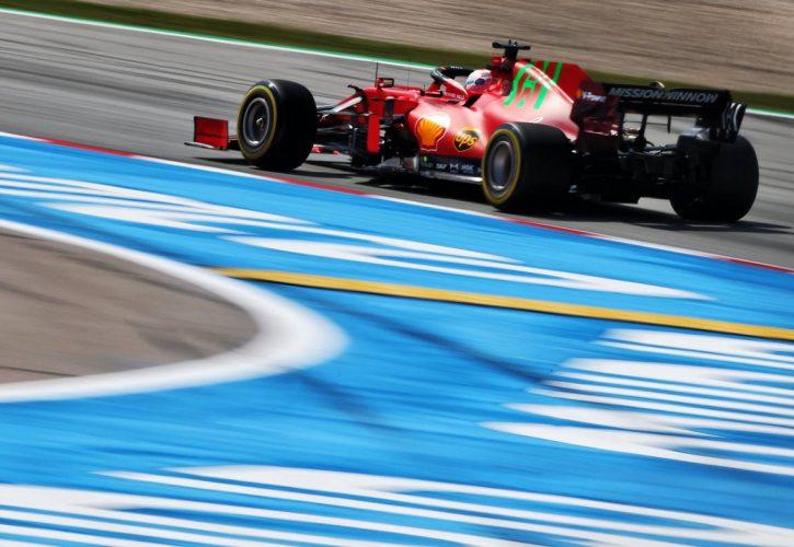 Charles Leclerc (MON) Ferrari SF-21. 07.05.2021 Formula 1 World Championship, Rd 4, Spanish Grand Prix, Barcelona