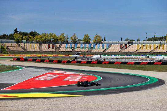 Sebastian Vettel (GER) Aston Martin F1 Team AMR21. 08.05.2021. Formula 1 World Championship, Rd 4, Spanish Grand Prix, Barcelona, Spain, Qualifying Day. - www.xpbimages.com, EMail: requests@xpbimages.com © Copyright: Moy / XPB Images
