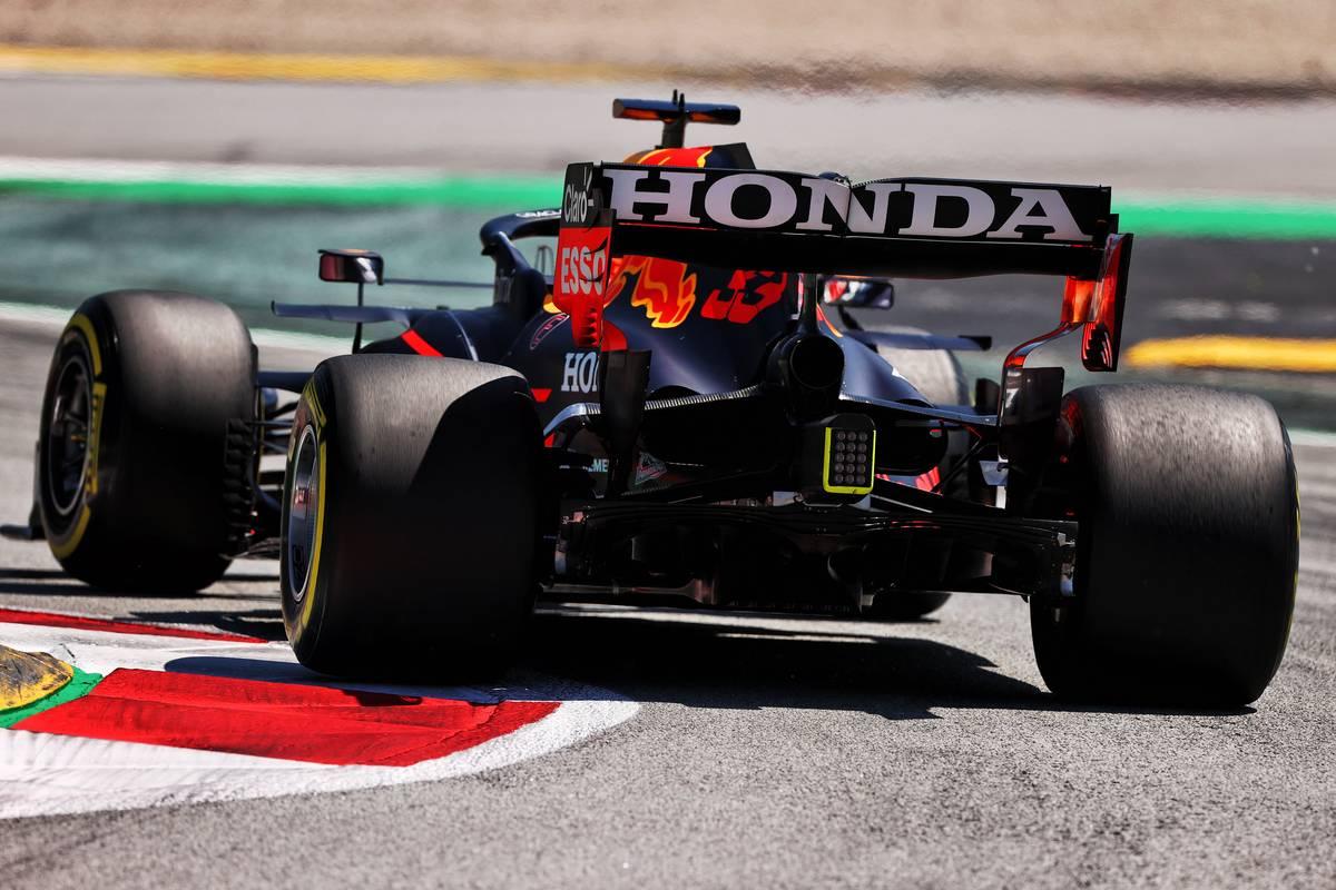 Max Verstappen (NLD) Red Bull Racing RB16B. 08.05.2021. Formula 1 World Championship, Rd 4, Spanish Grand Prix, Barcelona