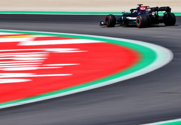 Lewis Hamilton (GBR) Mercedes AMG F1 W12. 08.05.2021. Formula 1 World Championship, Rd 4, Spanish Grand Prix, Barcelona, Spain