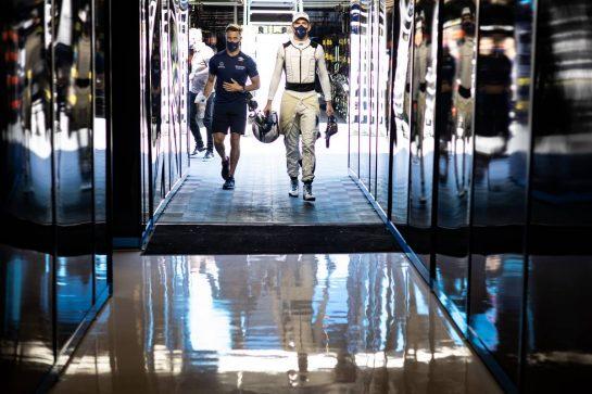 Nicholas Latifi (CDN) Williams Racing. 08.05.2021. Formula 1 World Championship, Rd 4, Spanish Grand Prix, Barcelona, Spain, Qualifying Day. - www.xpbimages.com, EMail: requests@xpbimages.com © Copyright: Bearne / XPB Images