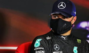 Bottas 'gutted' to miss out on pole in Spain