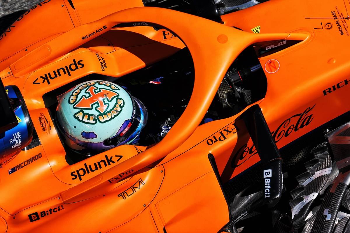 'Progress means positivity' for Ricciardo, as Norris fumes