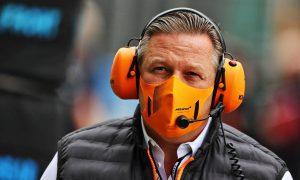 McLaren boss Zak Brown tests positive for Covid-19!