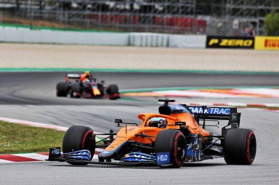 Daniel Ricciardo (AUS) McLaren MCL35M. 09.05.2021. Formula 1 World Championship, Rd 4, Spanish Grand Prix, Barcelona, Spain, Race Day. - www.xpbimages.com, EMail: requests@xpbimages.com © Copyright: Batchelor / XPB Images