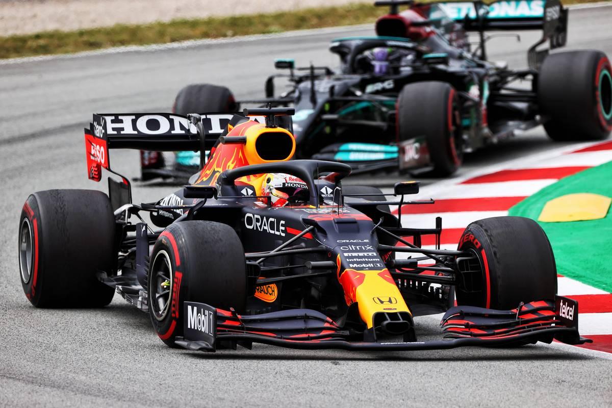 Max Verstappen (NLD) Red Bull Racing RB16B. 09.05.2021. Formula 1 World Championship, Rd 4, Spanish Grand Prix, Barcelona, Spain
