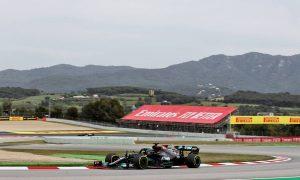 Lewis Hamilton (GBR) Mercedes AMG F1 W12. 09.05.2021. Formula 1 World Championship, Rd 4, Spanish Grand Prix, Barcelona