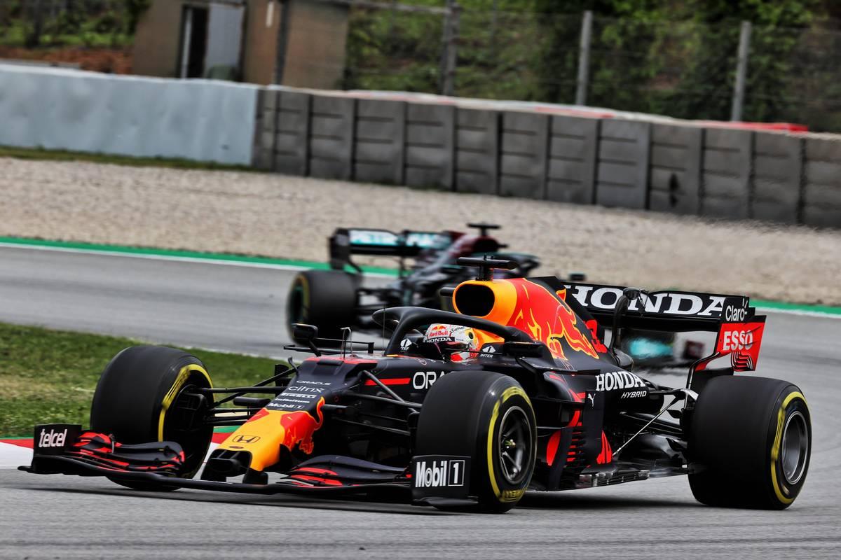 Mercedes identifies key weakness of Red Bull RB16B